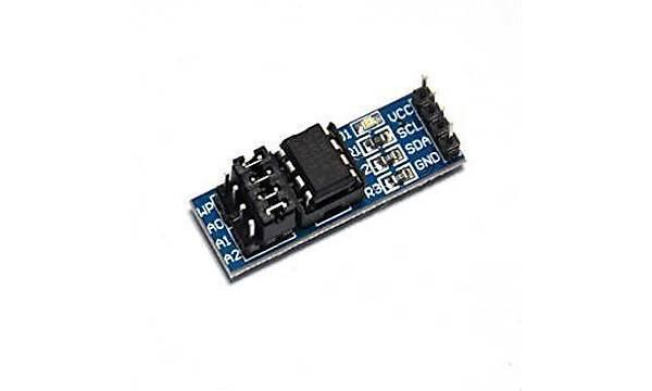 AT24C256 I2C Interface EEPROM Memory Modülü
