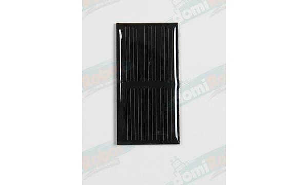 Güneþ Paneli - Solar Panel 52x27 mm - 1.5V 100 mA