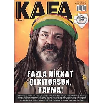 KAFA Dergisi 79.sayý