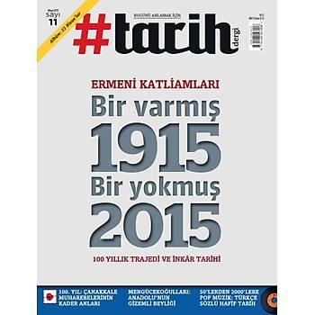 #Tarih Dergi 11. sayý