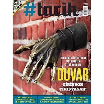 #Tarih Dergi 59.sayý
