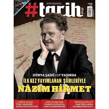 #Tarih Dergi 56.sayý