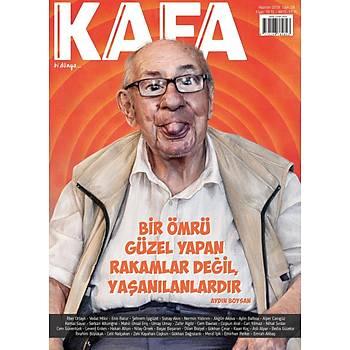 KAFA Dergisi 58.sayý