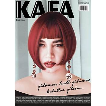 KAFA Dergisi 35.sayý