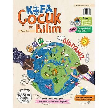 KAFA Çocuk ve Bilim 1.sayý