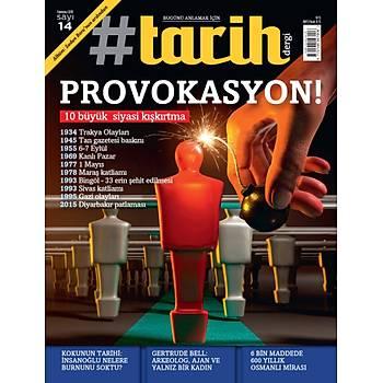 #Tarih Dergi 14. sayı