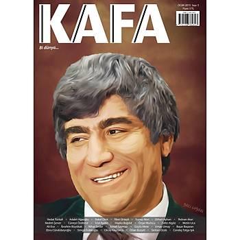KAFA Dergisi 5.sayý