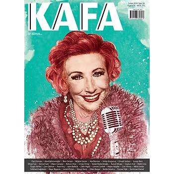 KAFA Dergisi 18.sayý