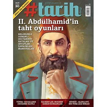 #Tarih Dergi 30. sayı