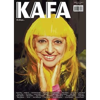KAFA Dergisi 6.sayý