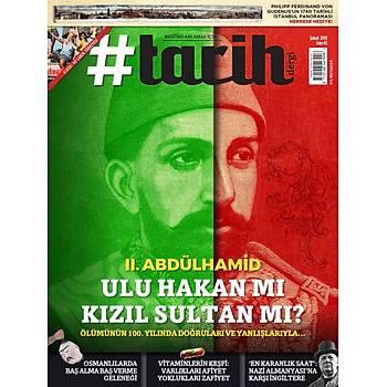 #Tarih Dergi 45.sayý