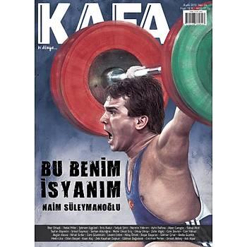 KAFA Dergisi 64.sayý