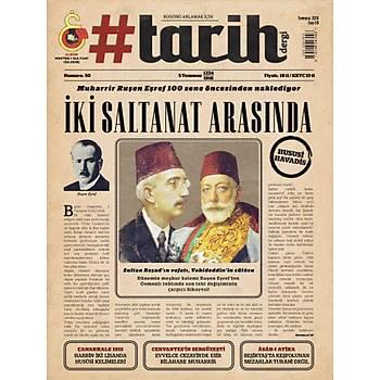 #Tarih Dergi 50.sayý