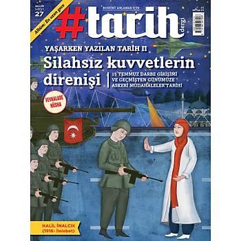 #Tarih Dergi 27. sayý