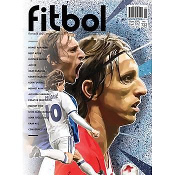 Fitbol Dergisi 38.sayı