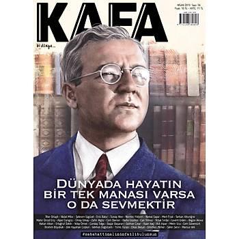 KAFA Dergisi 56.sayı