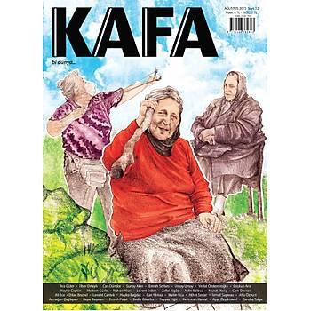 KAFA Dergisi 12.sayý