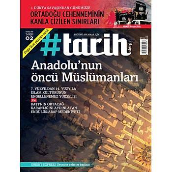 #Tarih Dergi 2. sayı