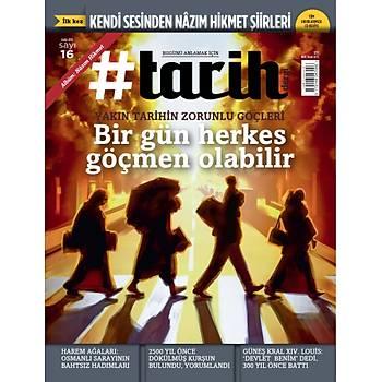 #Tarih Dergi 16. sayı