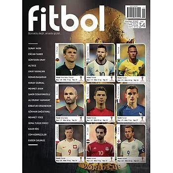 Fitbol Dergisi 34.sayý