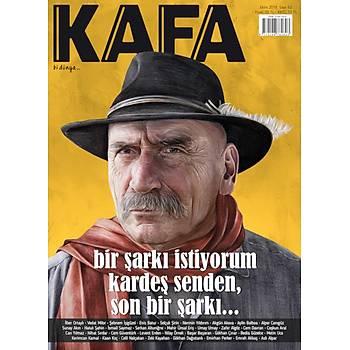 KAFA Dergisi 62.sayı