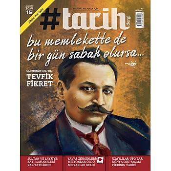 #Tarih Dergi 15. sayý