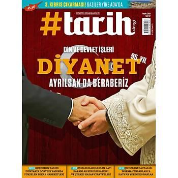 #Tarih Dergi 67.sayı