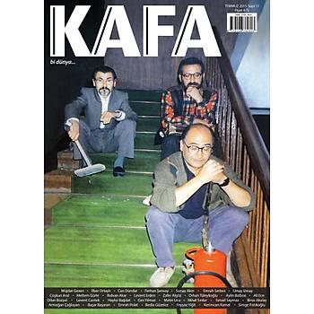 KAFA Dergisi 11.sayý