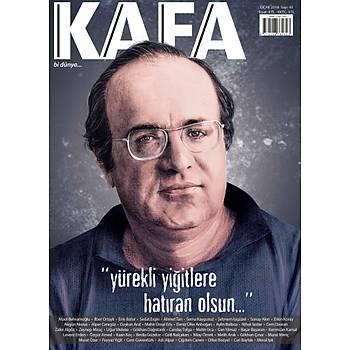 KAFA Dergisi 41.sayý