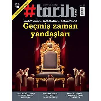 #Tarih Dergi 18. sayı
