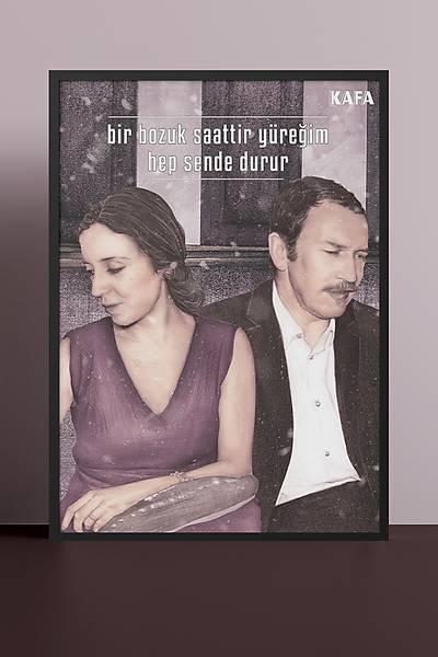 Tomris-Turgut Uyar 50x70 Poster
