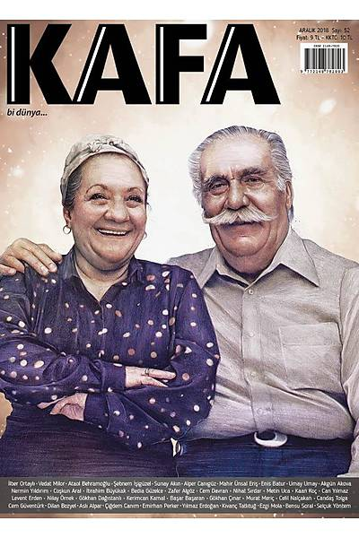 Kafa Dergisi 52.sayý