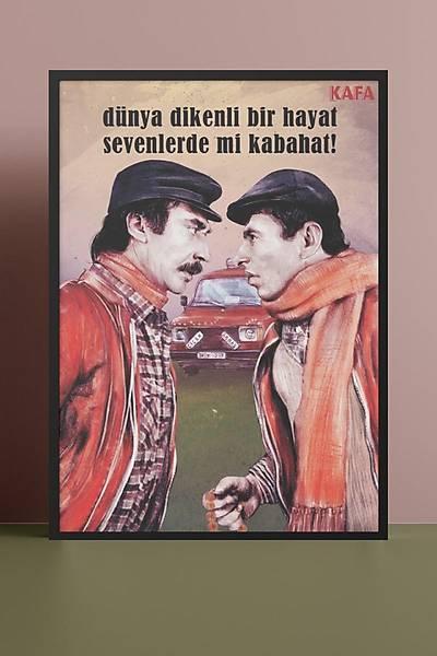 Çiçek Abbas 50x70 Poster