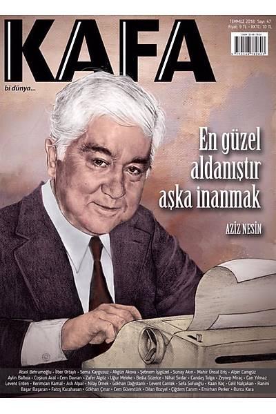 KAFA Dergisi 47.sayý