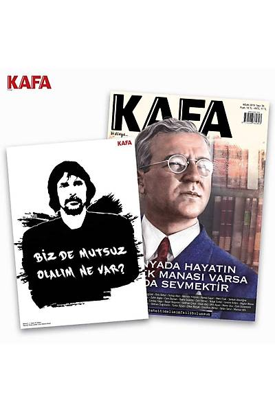 KAFA Dergisi 56.sayý
