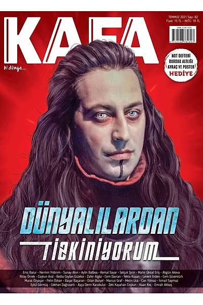 KAFA Dergisi 82.sayý