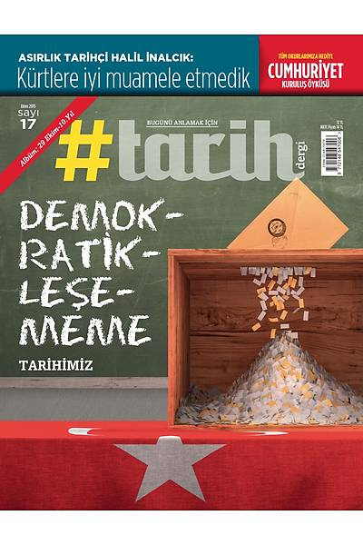 #Tarih Dergi 17. sayý