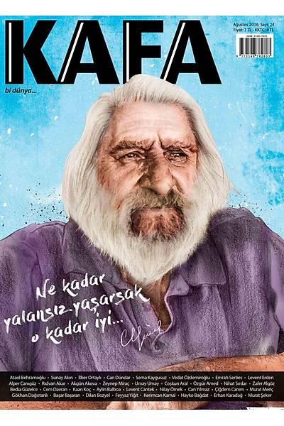 KAFA Dergisi 24.sayý