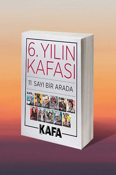 6. Yýlýn KAFA'sý - 11'li Özel Cilt