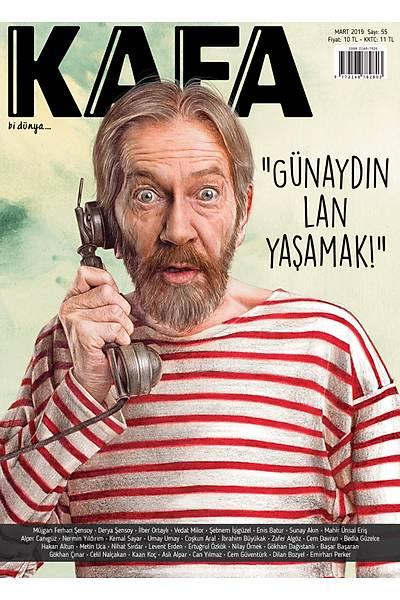 Kafa Dergisi 55.sayý