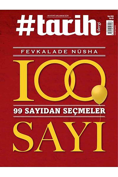 #Tarih Dergi 46.sayý