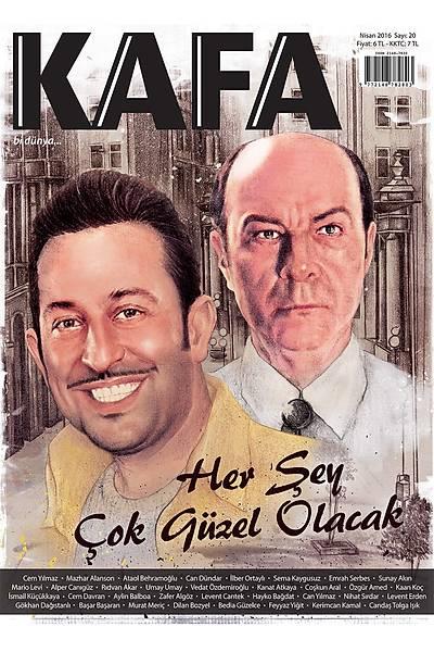 KAFA Dergisi 20.sayý
