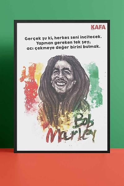 Bob Marley 50x70 Poster