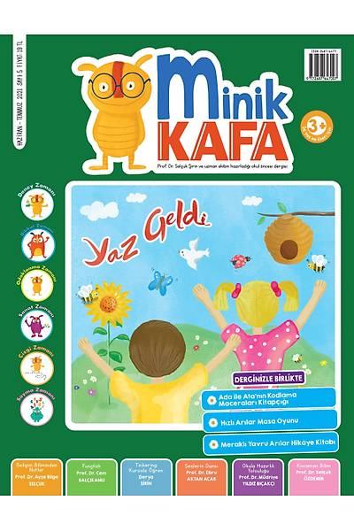 Minik Kafa Dergisi 5.sayý