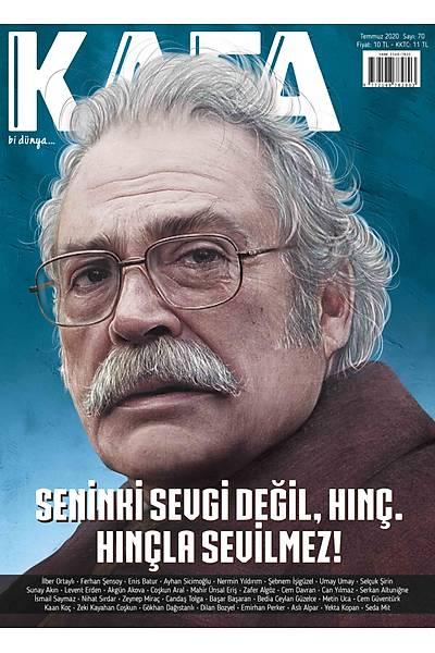 KAFA Dergisi 70.Sayý