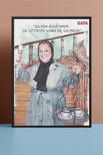 Adile Naþit 50x70 Poster