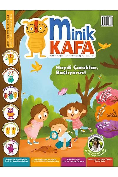 Minik KAFA Dergisi 1.Sayý