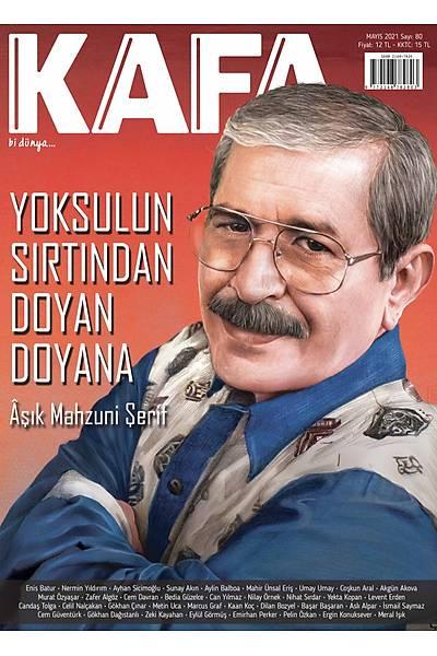 KAFA Dergisi 80.sayý