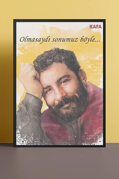 Ahmet Kaya 50x70 Poster