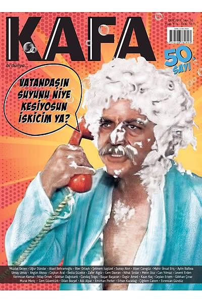KAFA Dergisi 50.sayý